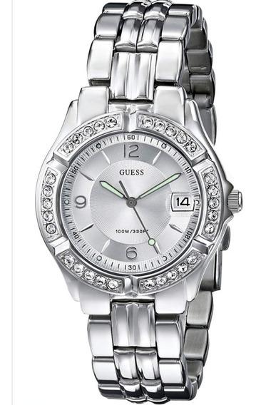 Reloj Guess Para Dama Cristales