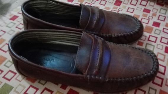 Zapatos Estilo Nauticos Davor Numero 42