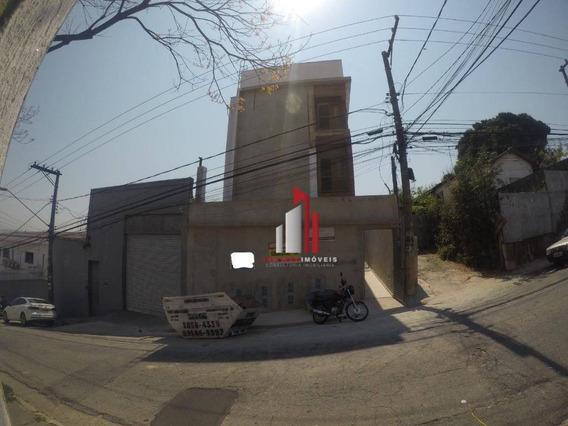 Casa Com 2 Dormitórios À Venda, 50 M² Por R$ 215.000 - Casa Verde - São Paulo/sp - Ca0015