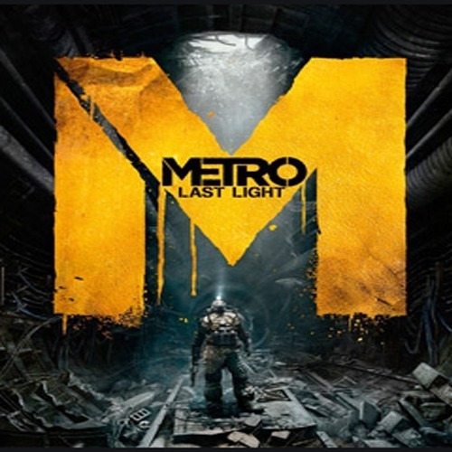 Metro.last.light- Pc - Dvd + 1 Jogo (midia Fisica)