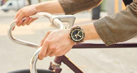 Relógio De Luxo Analógico E Digital Promoção De Ultima Peça