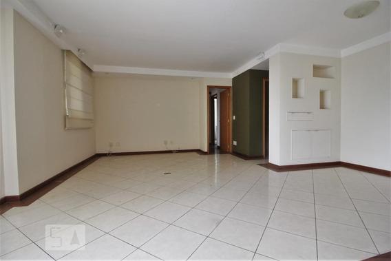Apartamento No 9º Andar Com 2 Dormitórios E 2 Garagens - Id: 892991472 - 291472