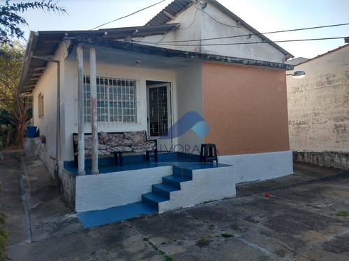Imagem 1 de 6 de Casa Próxima Ao Centro À Venda Por R$ 220.000 - Centro - São José Dos Campos/sp - Ca1908