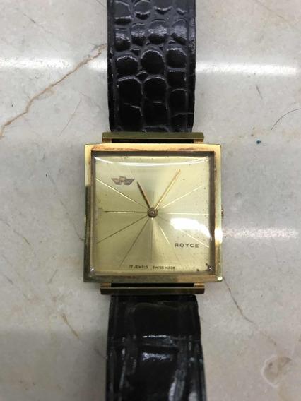 Reloj Royce - Antiguo Impecable