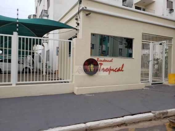 Apartamento Residencial Tropical À Venda, Jardim Tropical, Cuiabá - Ap0401. - Ap0401