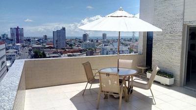 Apartamento Com 4 Dormitórios À Venda, 340 M² Por R$ 1.300.000 - Centro - Ponta Grossa/pr - Ap1131