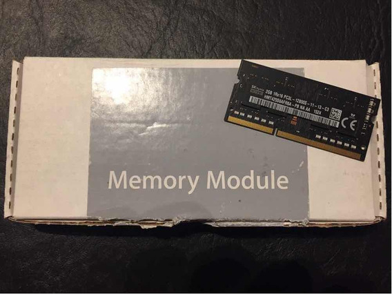 Memoria Ram 2gb 1rx16 Pc3l Original De Mac Book Pro