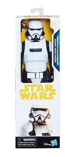 Muñeco Star Wars Trooper Imperial De Patrulla De 30 Cm E1180