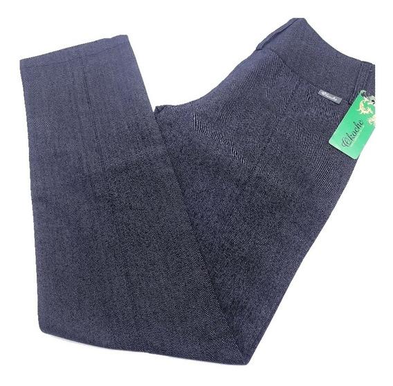 Pantalón Jean Capri Mujer Moda Talle Chico Okoche Ok6250