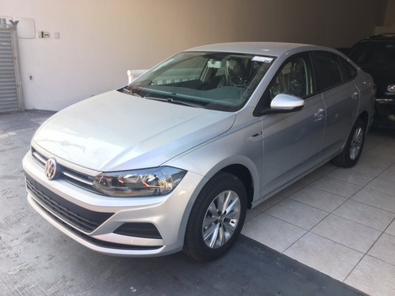Volkswagen Virtus 1.6 16v Msi Aut. 4p