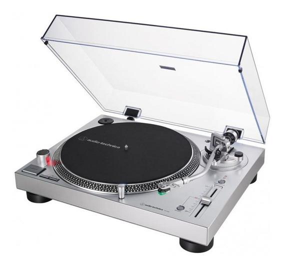 Toca Discos Audio-technica At-lp120 X Usb Promoção Djfast