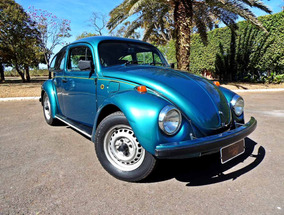 Volkswagen Fusca Luxo 2 Itamar 1996