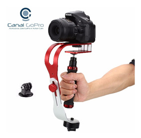 Steadicam Estabilizador Steadycam Dslr Camera Gopro Nkn Can