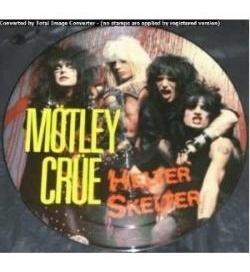 Motley Crue -helter Skelter Lp- Picture Disc