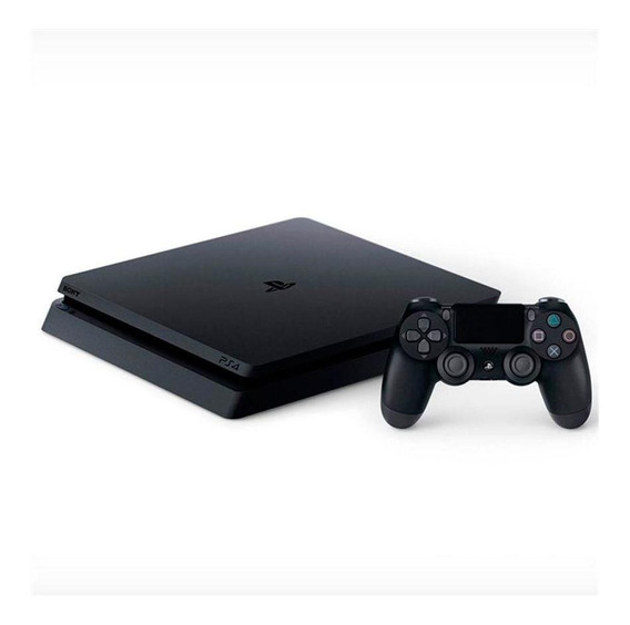 Console Playstation 4 Slim 500gb Sony Pronta Entrega