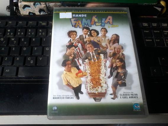 Dvd A Grande Familia - O Filme - Original
