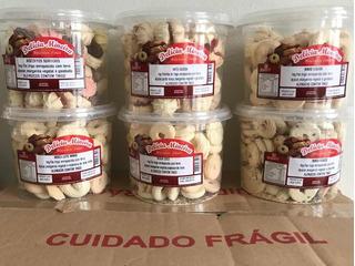 24 Potes Biscoito Amanteigado Delicia Mineira Promoção