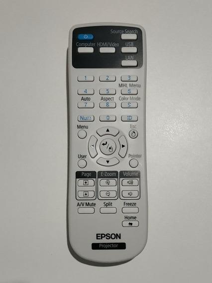 Controle Remoto Projetor Epson Original