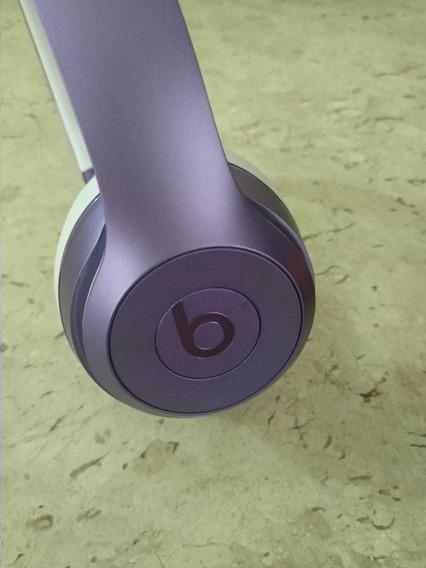Fone Beats Solo 3 Wireless - Roxo