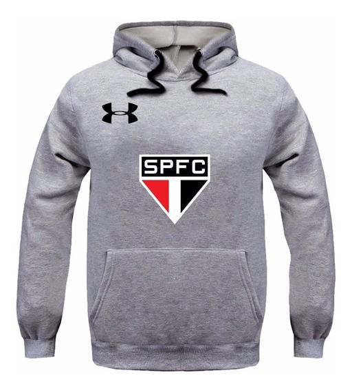 Blusa De Frio Moletom Time Futebol São Paulo. Lindo