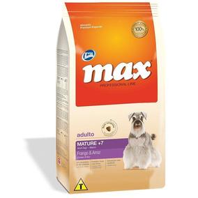 Ração Max Cães Professional Line Mature 7+ (15kg)