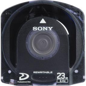 Caixa Com 5 Xdcam Sony 23 Gb