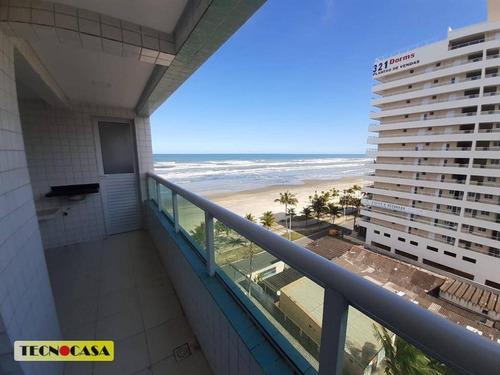Imagem 1 de 17 de Apartamento Com 1 Dormitório À Venda, 55 M² Por R$ 275.600,00 - Jardim Real - Praia Grande/sp - Ap6479