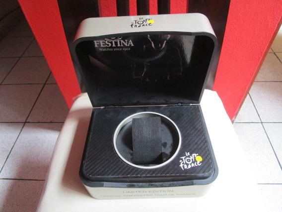 Caja De Reloj Festina Le Tour De France Edicion Limitada