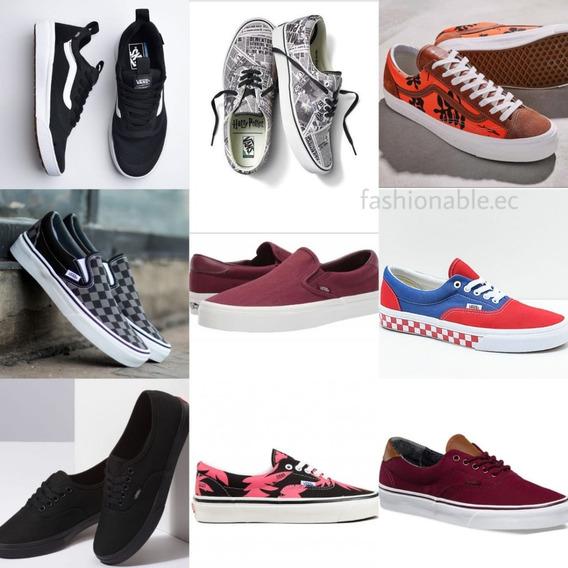 *+* Zapatos Vans Old Skool Slip On Authentic Era *+*