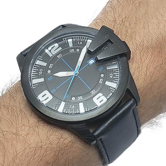 Relógio Masculino Lince Mrc4486s Kw39 1 Ano De Garantia