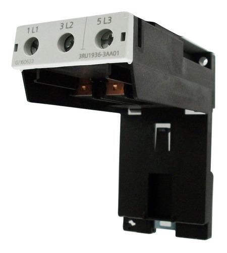 Soporte Siemens Para Relés Sirius Tamaño S2 3ru1936-3aa01