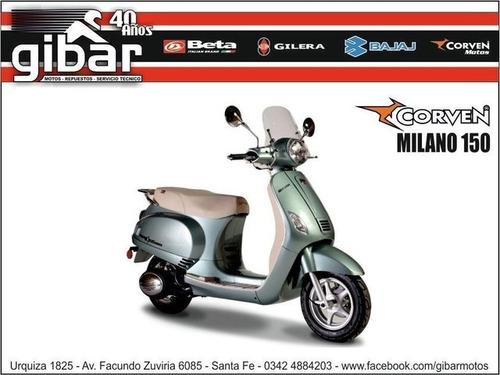 Corven Milano Expert 150 2021 Gibar Motos
