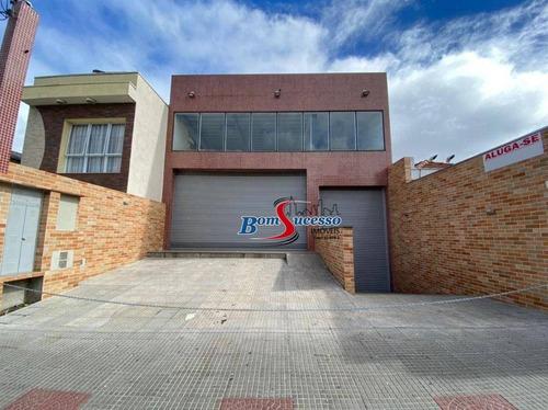 Imagem 1 de 10 de Prédio Para Alugar, 850 M² Por R$ 25.000,00/mês - Mooca - São Paulo/sp - Pr0161