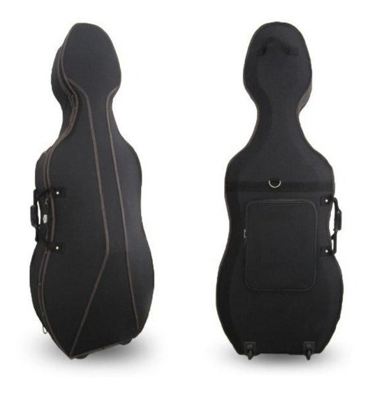 Estojo Case Para Cello Violoncelo 4/4 Térmico Luxo Orquezz