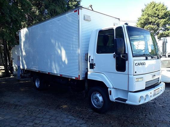 Ford Cargo 816 S 4x2 Em Ótimo Estado Geral, Único Dono