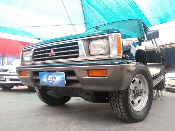 Mitsubishi L200 2.5 4x4 Cd 8v Turbo Diesel 4p Manual