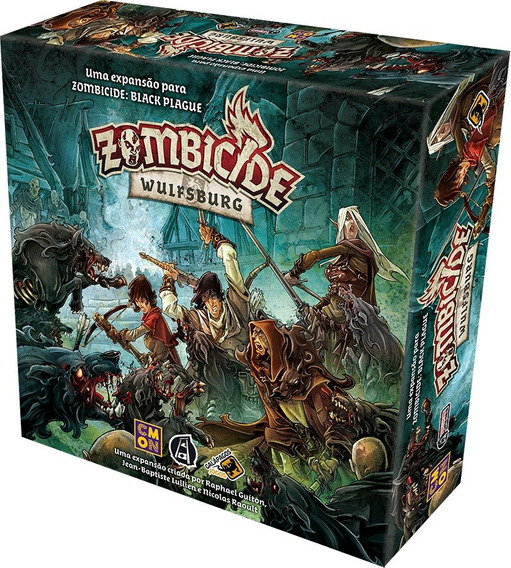 Board Game - Zombicide Wulfsburg