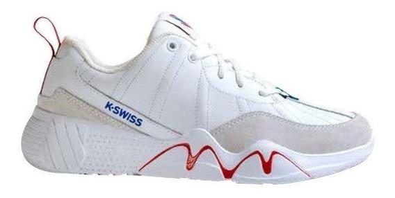 Tenis Casual K-swiss Cr-329 7161 Id-823252