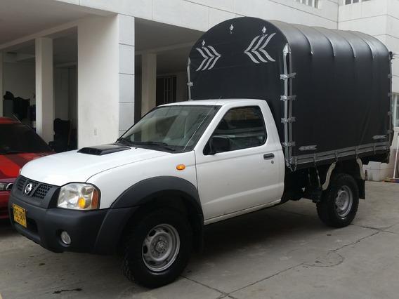 Nissan Frontier Estacas 4x4 2011