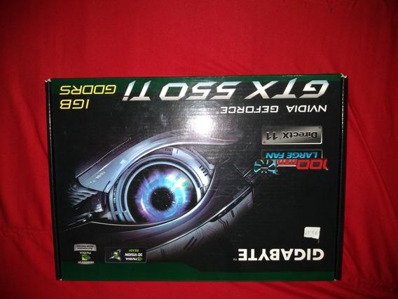 Placa De Vídeo Gtx 550 Ti