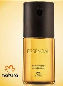 Desodorante Deo Corporal Essencial 100ml Natura Origiinal