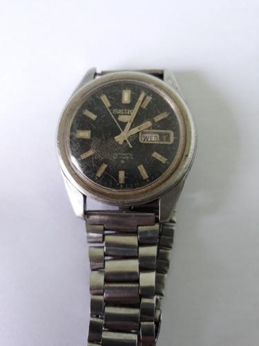 Relógio Seiko 5 Automatic 22jewels 6119-8083(41a)