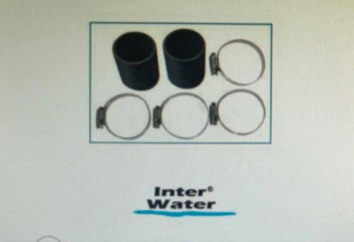 Imagen 1 de 1 de Kit Basico De Panel Solar De Alberca Conexion De 1.5  Inter