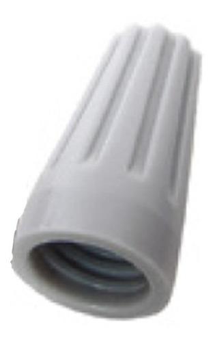 Imagen 1 de 7 de Tec 1 Terminal Roscado Para Empalme Ciego X 100u. Lct