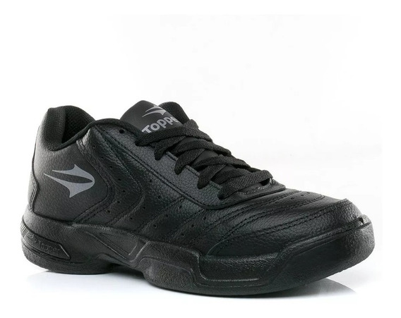 Zapatillas Topper Game Over I I I - Tenis Negro