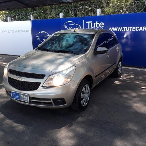 Chevrolet Agile Lt C/gnc Fernando