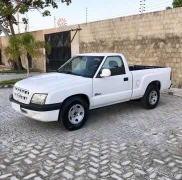 Chevrolet S10 2.4 Cabine Simples
