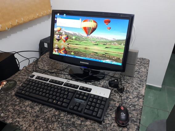 Computador Pentium 4 Cpu E5300 2.60ghz, 2 Gb De Ram, Xp