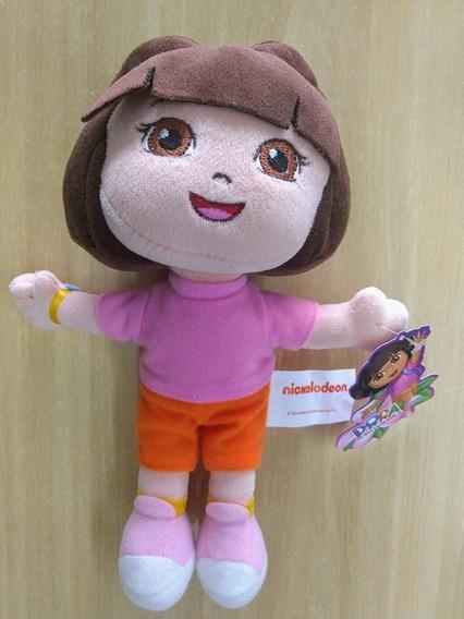 Dora Aventureira Pelucia Original Nickelodeon 24cm