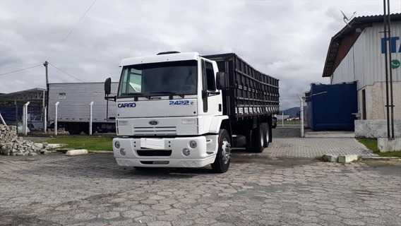 Ford Cargo 2422 -2007 6x2